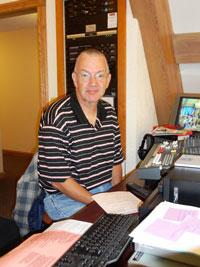 Tim Dryml : Sound Technician